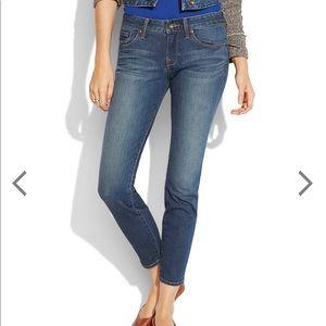 Lucky brand jeans capri style